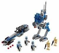 2x LEGO Star Wars TIE Striker Microfighter Series 5 75194 Wookie Gunship 75129